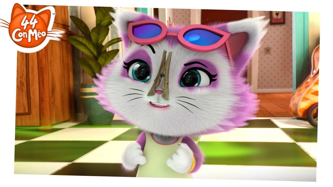 44 Con Mèo | Các khoảnh khắc tuyệt cú mèo của tập phim 6 [CLIP]