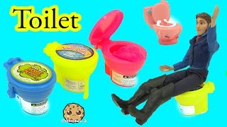 Baixar Disney Frozen 's Prince Hans + Queen Elsa - Noise Slime Putty Toy Video