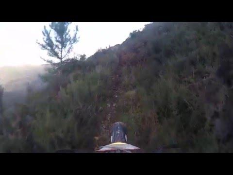 Pelo monte acima em Janarde