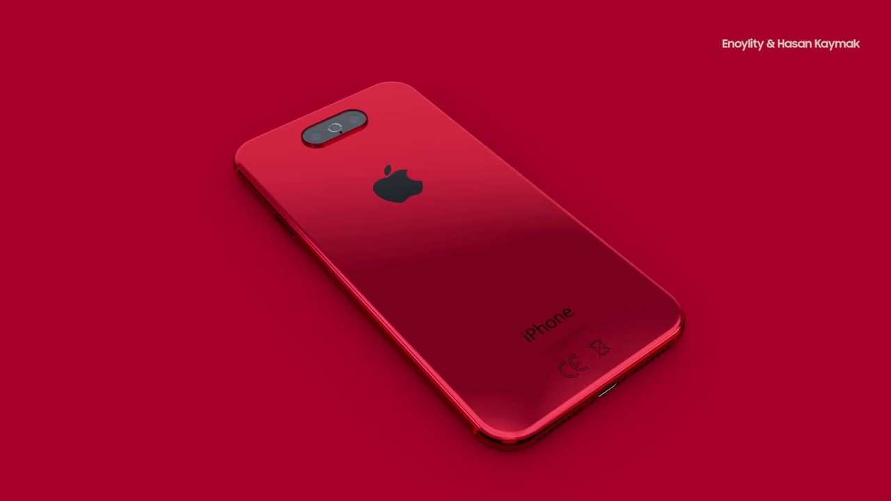 iphone 11 concept product red apple youtube. Black Bedroom Furniture Sets. Home Design Ideas