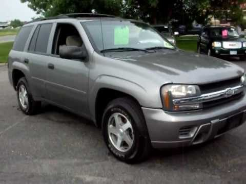 2006 Chevrolet Trailblazer LS, 4x4, 4.2 6cyl, Automatic, LOADED, Nice SUV!!!