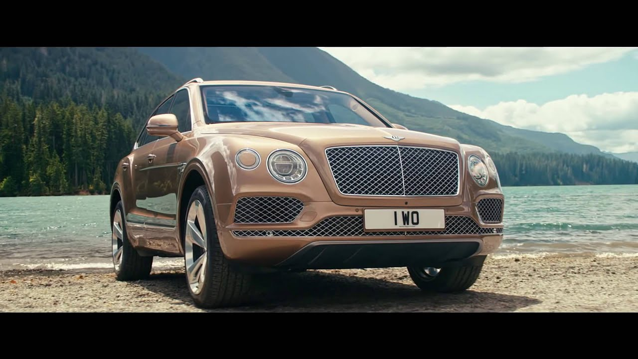 How a Bentley Bentayga is made: manufacturer footage - YouTube