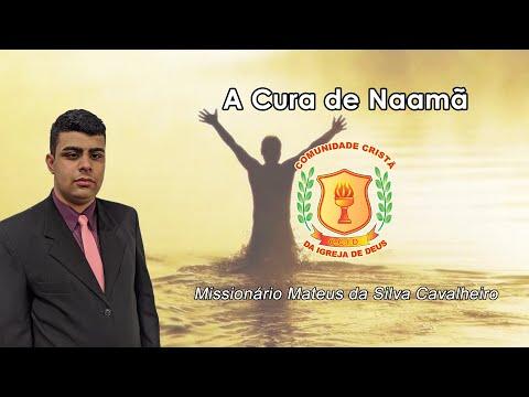 A Cura de Naamã | Missionário Mateus | 22/04/2021