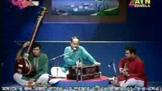 Niaz Mohammad Chowdhury- Aaj Ei Brishti.WMV