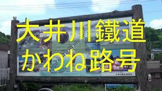 大井川鉄道「かわね路号」SL不具合によるEL代走運転