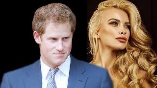 Новой девушкой принца Гарри стала русская модель Анастасия Гусева