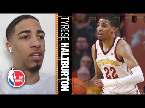 Tyrese Haliburton Breaks Down His Film From Iowa State | 2020 NBA Draft Scouting