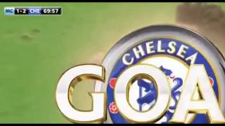 MAN CITY 1-3 CHELSEA HIGHLIGHTS BPL 3/12/2016 HD
