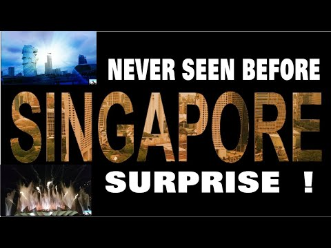 SINGAPORE LIKE YOU'VE NEVER SEEN BEFORE I SINGAPORE TRAILER I SINGPAORE CINEMATIC TRAVEL