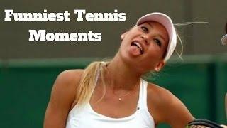 HD Funniest Tennis Moments Part-28 (Funny,Djokovic,Nadal,Federer,Ivanovic,Murray,Mon