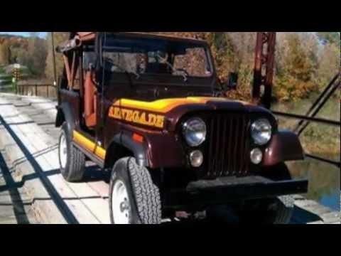 1981 Jeep CJ7 Renegade Truck in Ashland, MO
