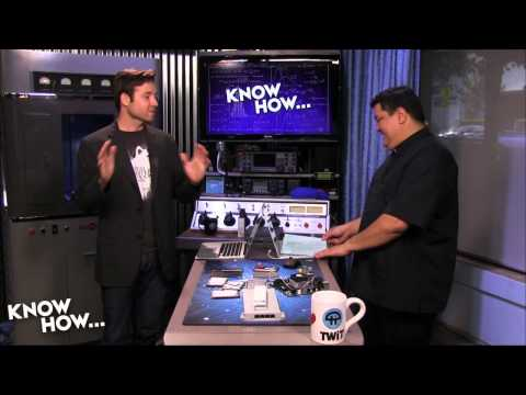 Know How... 114: Fiber Tapping, Hybrid vs. SSD, and Linux Terminal
