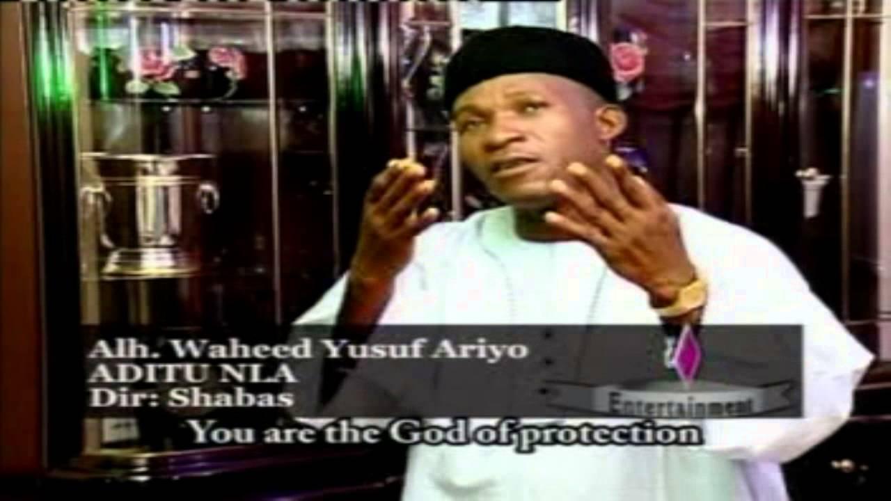 Download Alhaji Abdul Waheed Ariyo - Aditu Nla