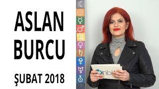 Aslan Burcu Şubat 2018 Astroloji