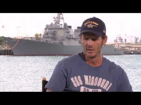 Battleship Junket Interview Peter Berg