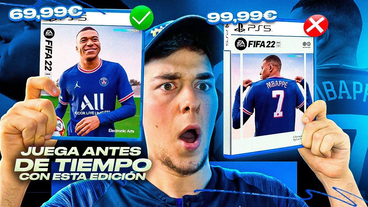 Download ⚠️ATENCION⚠️NECESITAS SABER ESTO SI VAS A COMPRAR FIFA 22!!🔥 QUE EDICION COMPRAR de FIFA 22