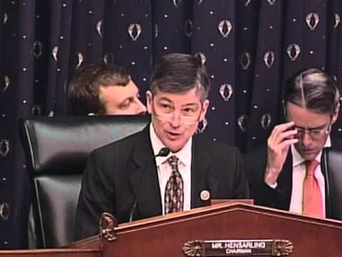 7-10-14   Financial Services Committee Continues Its Federal Reserve Centennial Oversight Project