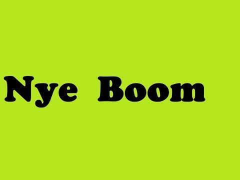 nye boom sound effect free download