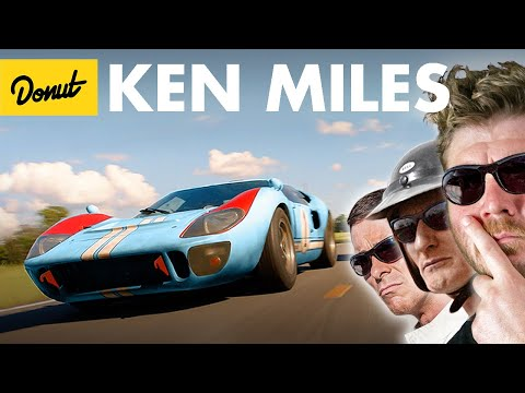 KEN MILES – Everything You Need to Know   Up to Speed