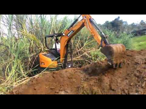 3 5 Tonne Mini Excavator for Sale | 3 7 Ton Digger Price | SY35U-Tier 4f(US)