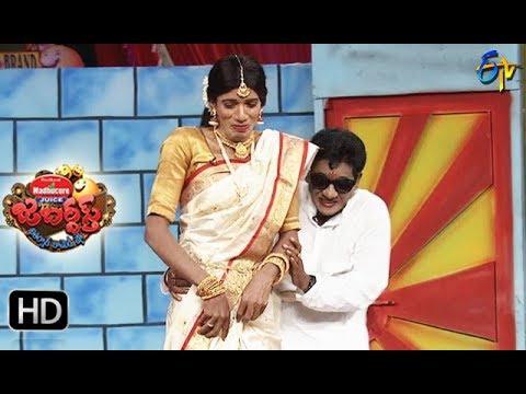 Raijing Raju Performance | Jabardasth| 19th October 2017| ETV  Telugu