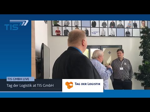 Tag der Logistik (Day of Logistics) 2017 at TIS GmbH