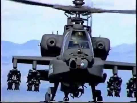 Sức mạnh Trực thăng tấn công Apache Longbow | AH-64 Apache | Attack Helicopte