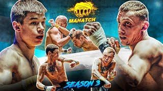The Beast Fight. Pavlov VS Bereznyuk. Scat VS Robert. Frost VS Radchik. Grand Prix / Makhach S3E8