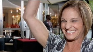 Mary Lou Celebrates Gabby Douglas