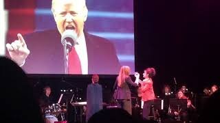 """Sierra Boggess and Lesli Margherita sing Happy Days/Get Happy for """"Double Standards"""" Concert"""
