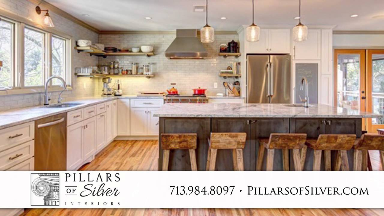 Pillars of Silver Interiors | Home Decor in Houston & Pillars of Silver Interiors | Home Decor in Houston - YouTube