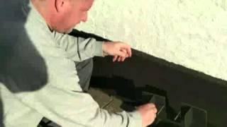 Giftdepot med fælde / Rat killing box