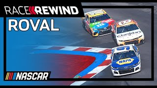 Chase sets pace yet again at the Roval | Race Rewind | NASCAR Cup Series at Charlotte