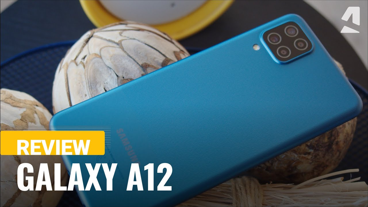 Samsung Galaxy A12 Full Review Youtube