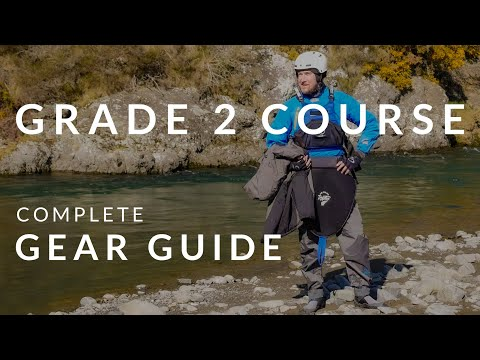 Grade 2 Course: Complete GEAR GUIDE
