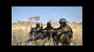 News At least eight Kenyan police killed by militants