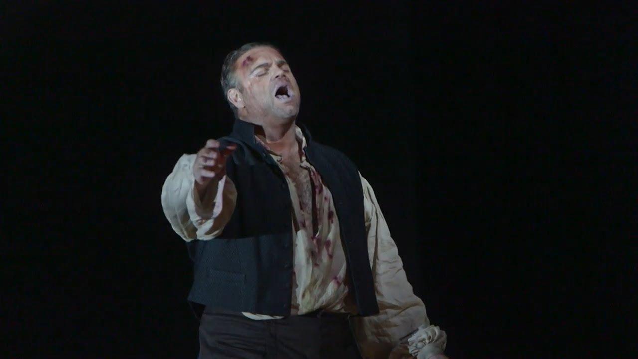 "Tosca: ""E lucevan le stelle"""