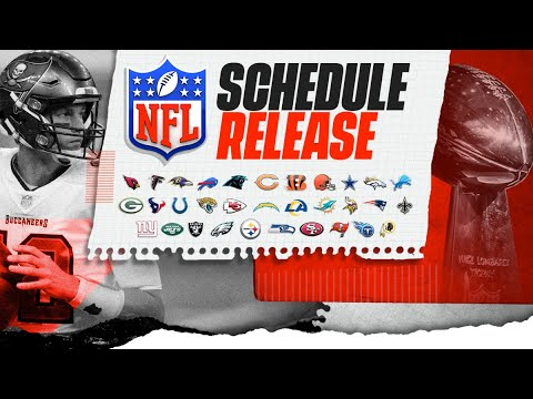 2021 NFL schedule: Date, time, TV channel for every game of 2021 ...