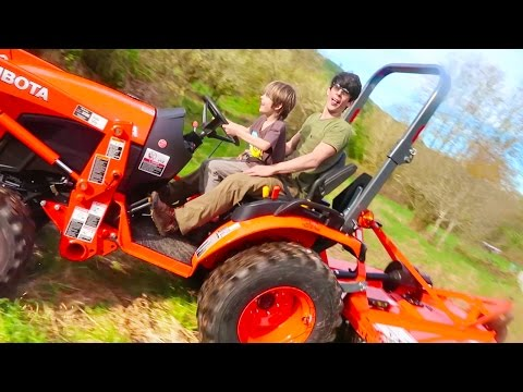 🚜NEW TRACTOR!!!