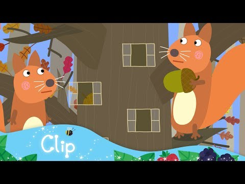 Ben and Holly's Little Kingdom - Acorn Day