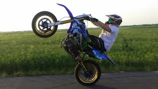 Angry Man and Summer Ride - SMK Official feat. Naughty Riders, WSR Supermoto EP.1