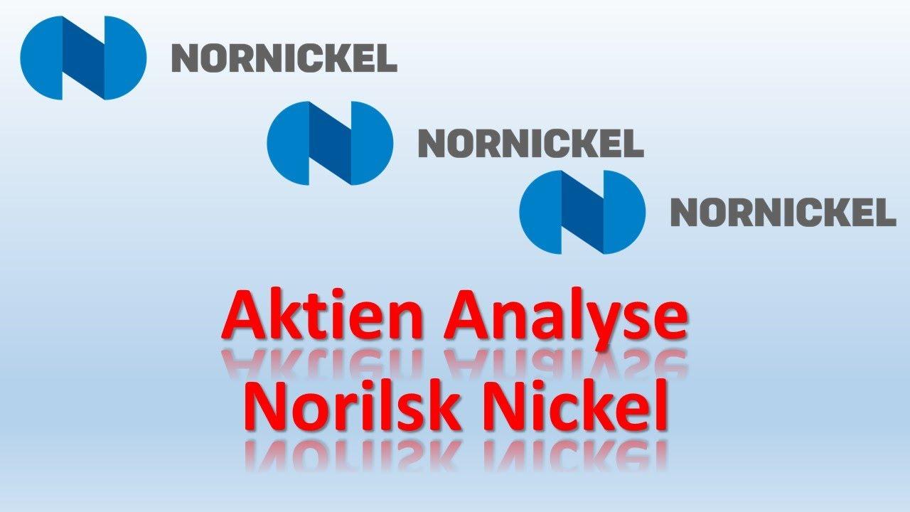 Nornickel Aktie