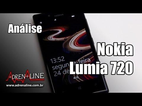Análise: Nokia Lumia 720