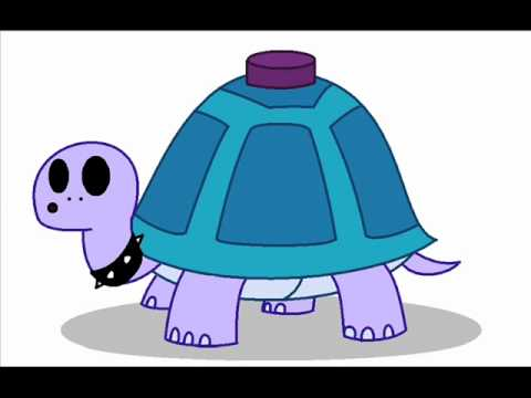 Hello Mine Turtle Happy Tree Friends Asdfmovie Youtube