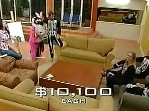 Big Brother Australia 2001 - Day 73 - Live Mastercard $100,000 Challenge