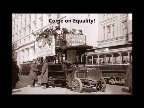 Come on Equality (A Come on Eileen Parody)