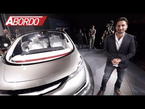 Chrysler presenta un vehculo concepto ideal para los Millennials