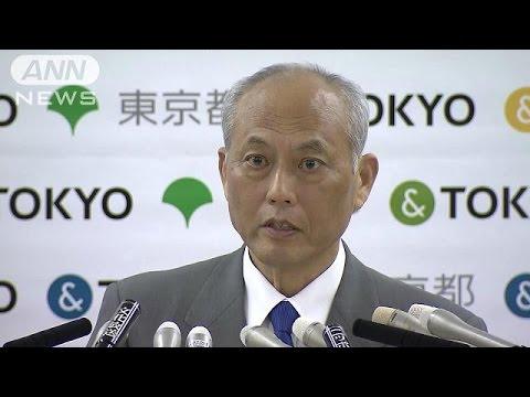"""舛添都知事""""政治資金疑惑""""釈明会見ノーカット11(16/05/13)"""