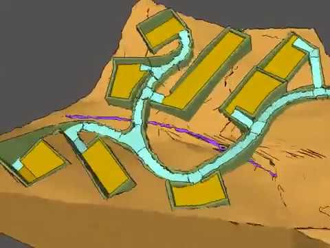 Site Plan Tepi Tebing