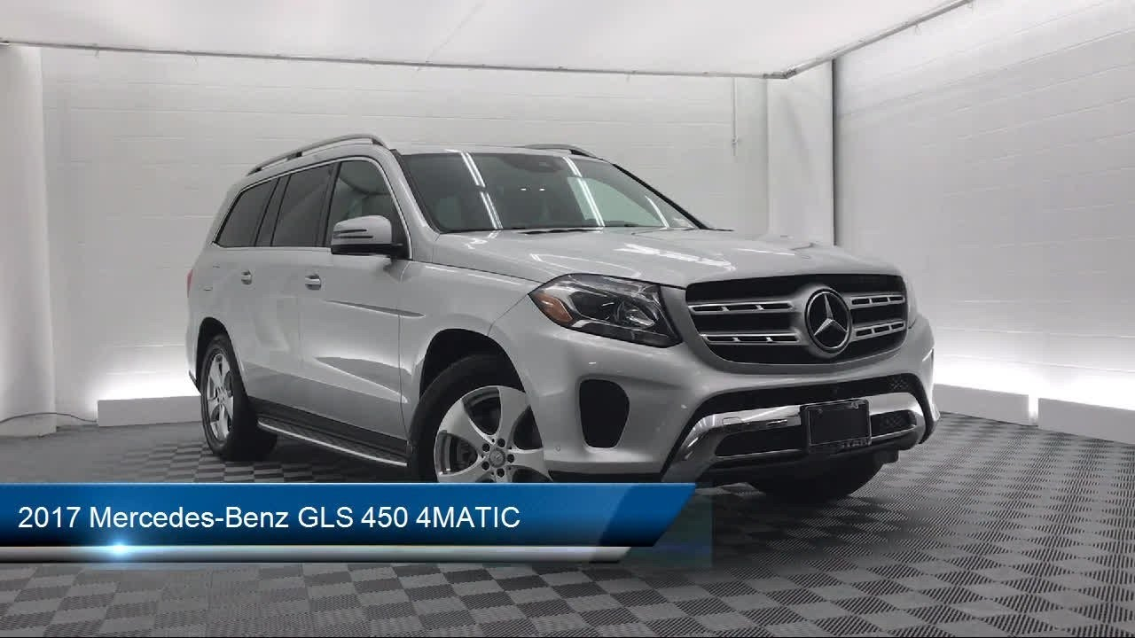 2017 Mercedes-Benz GLS 450 4MATIC Glendale Burbank Los ...